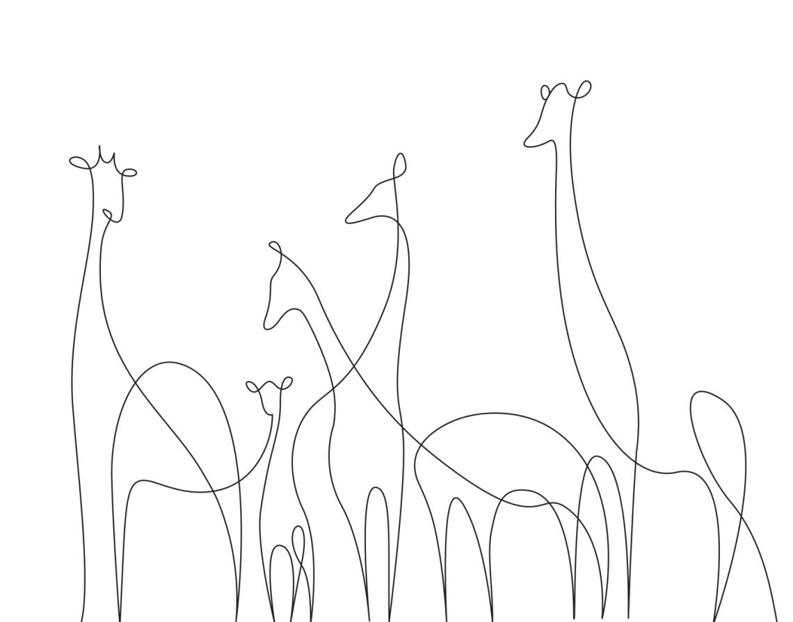 4-animal-kingdom-differantly-minimalist-one-line-illustrations